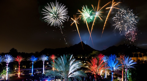Where To See Fourth of July Fireworks In Phoenix Area