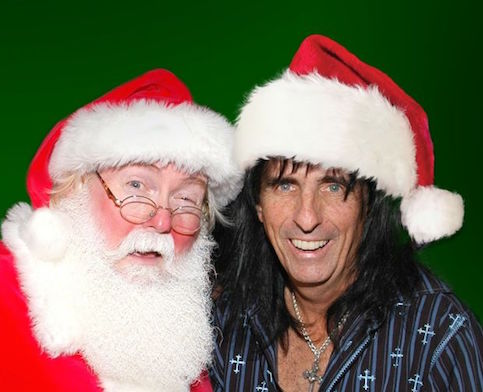 Joe Perry Alice Cooper Christmas Pudding 2021 Alice Cooper To Host Annual Christmas Pudding Fundraiser All About Arizona News
