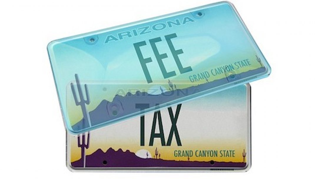 New Fee Being Added To Arizona Vehicle Registration Cost All About News