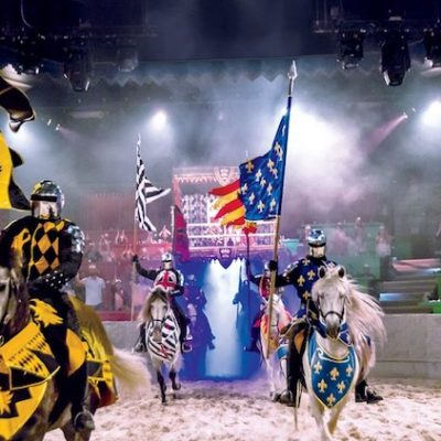 Medieval Times Holds Open Casting Call For Knights