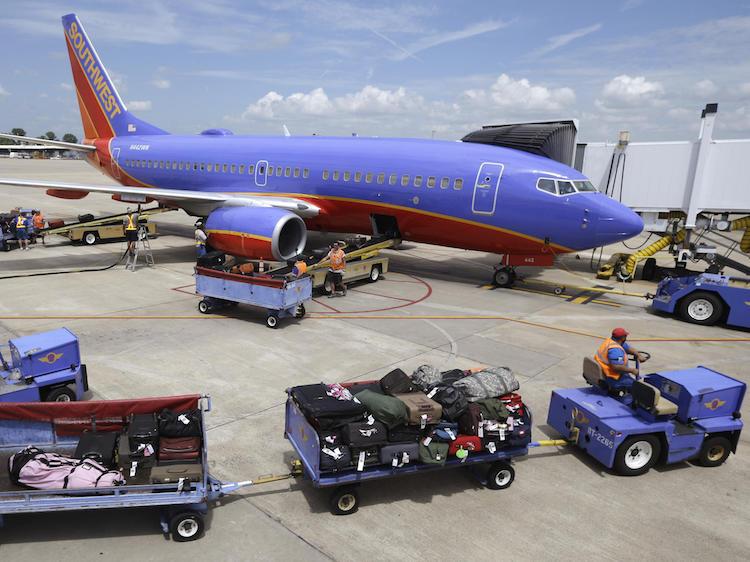 Southwest Airlines Makes Flight Schedule Adjustments For June