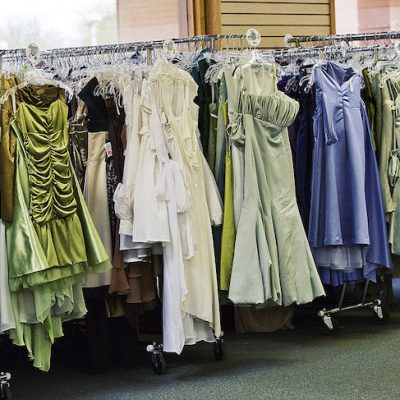 Philanthropic Group Collecting Prom Dresses
