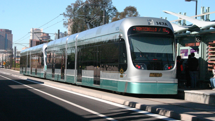 Federal Transit Administration Approves $530 Million Grant for Phoenix Light Rail Extension