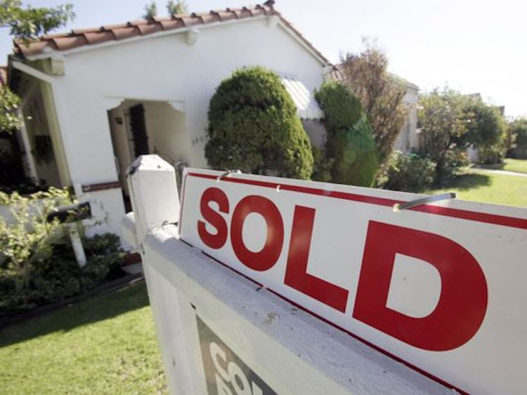 U.S. Home Prices Rose At A Faster Pace Due To Small Supply Of Homes