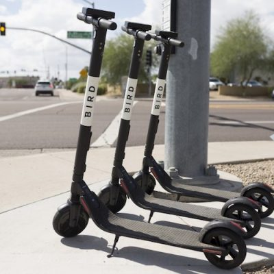 Safety Officials Keeping An Eye On Growing Electric Scooter Usage Across Valley
