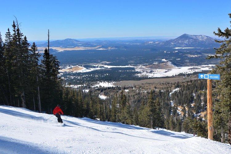 Arizona Snowbowl Ski Season to Begin Friday