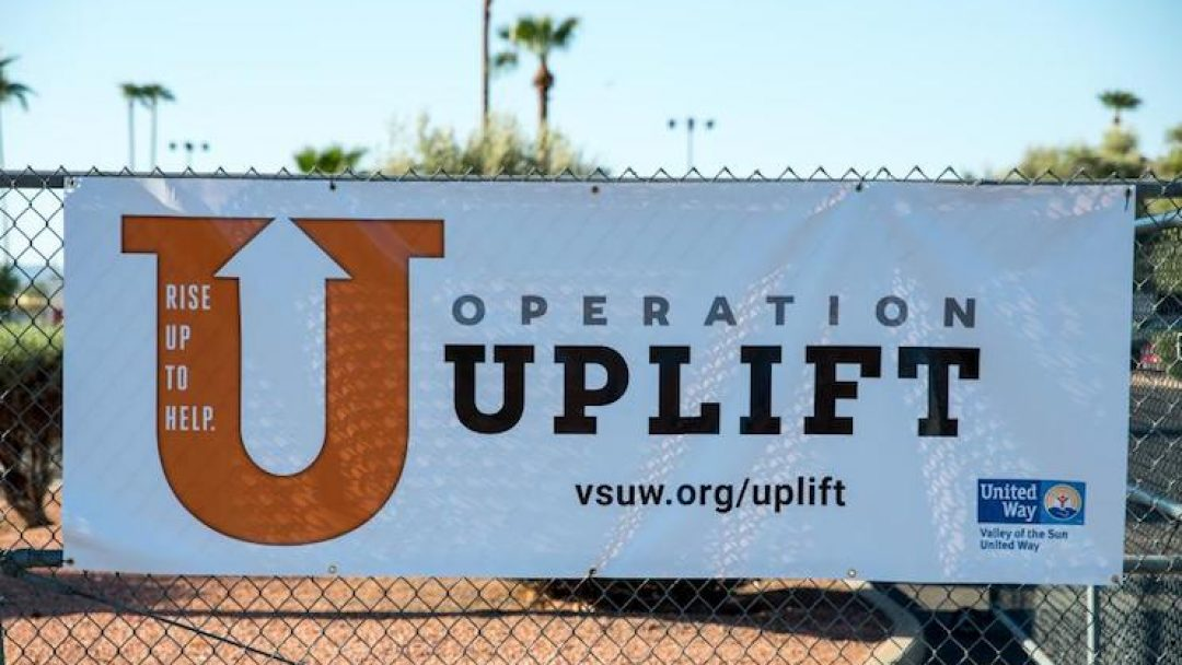 Operation Uplift Provides Materials and Grants for Schools
