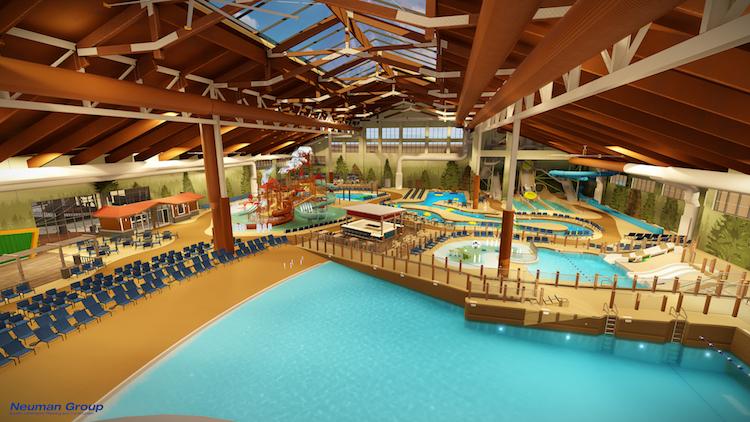 Water Fun Awaits Families At Great Wolf Lodge