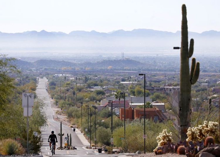 New Report: Phoenix Has 5th Worst Air in United States