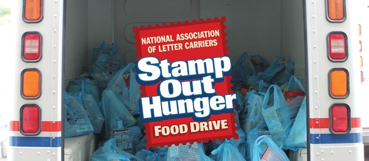 Stamp Out Hunger Online Fundraiser