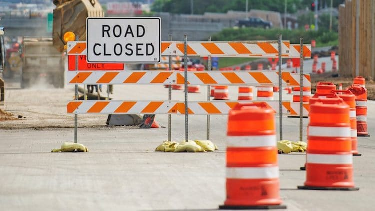 Weekend Freeway Closure Advisory For East Valley and North Phoenix Drivers