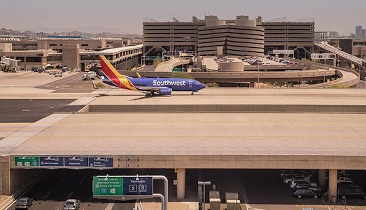 Sky Harbor Ranks On List Of Most On-Time Flights