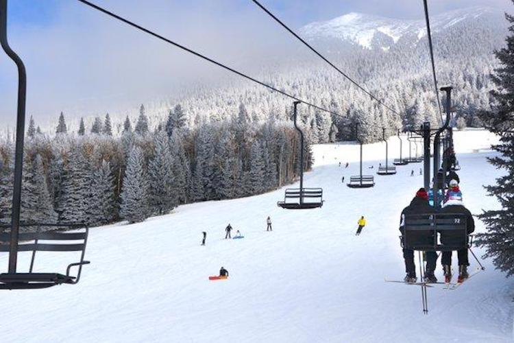 Arizona Snowbowl to Reopen in November