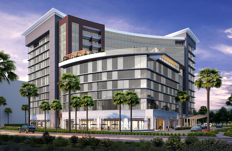 Caesars Hotel Begins Construction In Scottsdale