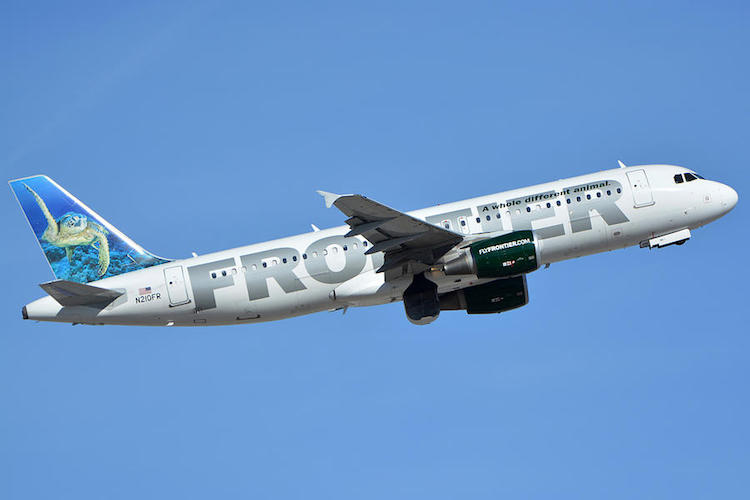 Frontier Airlines to Debut Phoenix-Hollywood/Burbank Nonstop Flight