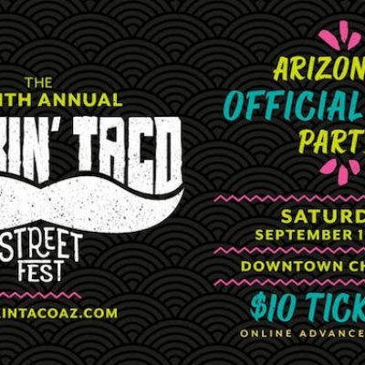 8thAnnual Rockin' Taco Street Fest Returns to Downtown Chandler
