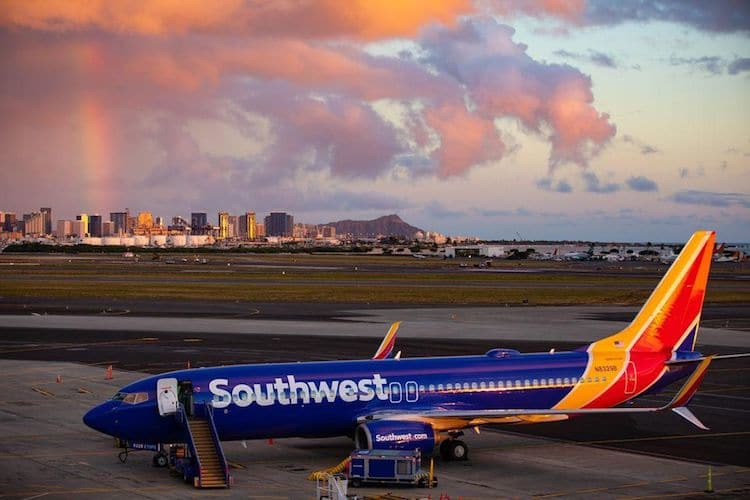 Southwest to Add 4 Nonstop Flights to Hawaii from Sky Harbor