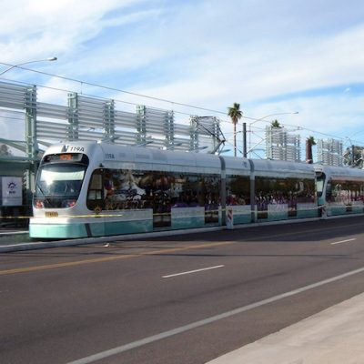 Ballot Proposition Seeks To Stop Light Rail Expansion In Phoenix