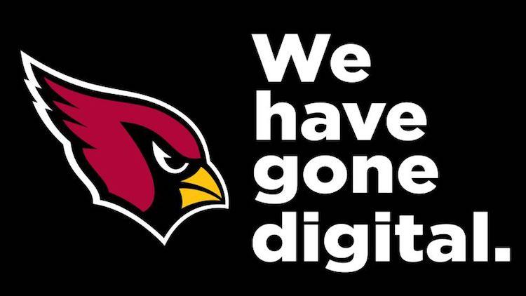 47b292bf Arizona Cardinals Implement Digital Ticketing For 2019 NFL Season ...