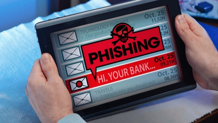 FBI Offers Tips to Protect Yourself from Spoofing and Phishing Scams
