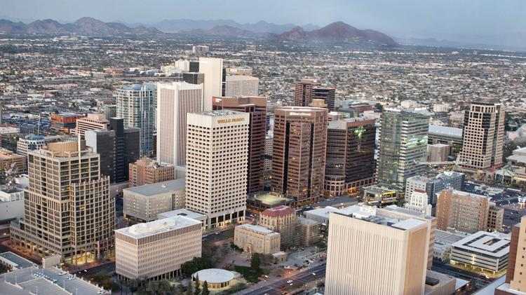 Phoenix's Economy Grew by Double the Rate Of The Rest Of The U.S. In 2018