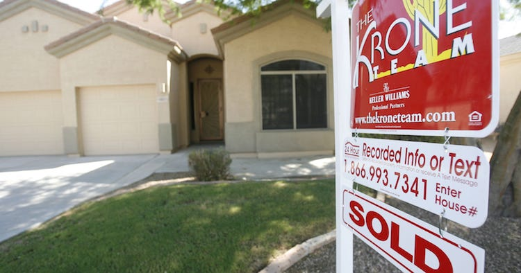Phoenix Suffered U.S.'s Sharpest Drop In Housing Inventory In February