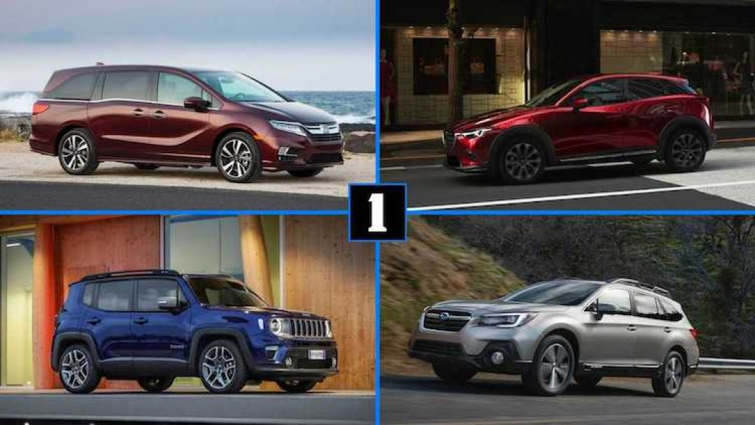 The 20 Cheapest Cars To Insure And The 5 Most Expensive ...