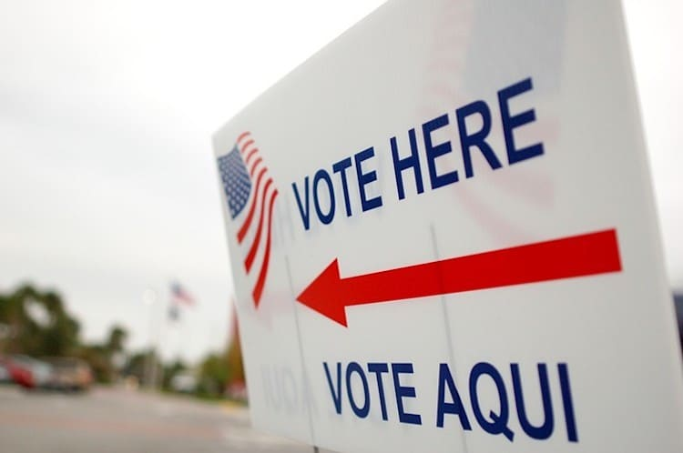 Maricopa County Primary Vote is August 4