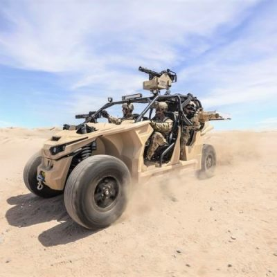 Phoenix Company Signs For $1 Million To Test Fuel Cell For All-Electric Military Vehicle