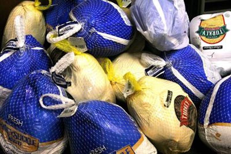 Arizona Food Banks Asking for Thousands of Thanksgiving Turkeys this Holiday Season