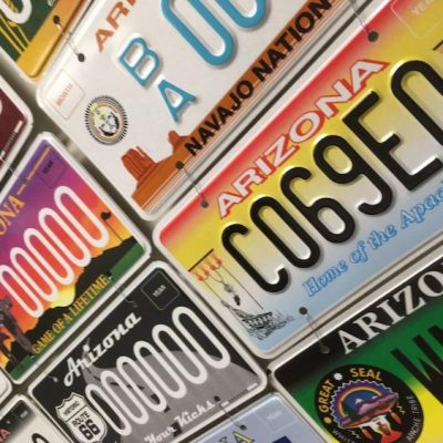 ADOT Changing The Way Customers Receive License Plates, Registration Tabs