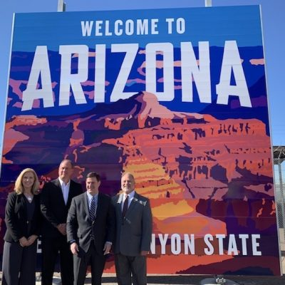 'Welcome to Arizona' Highway Signs Show Off State's Stunning Scenery