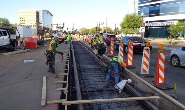 Reduced Schedule To Affect Valley Light Rail Service Due To Construction