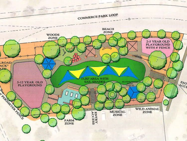 First Park Designed For Children With Autism Coming To Tucson