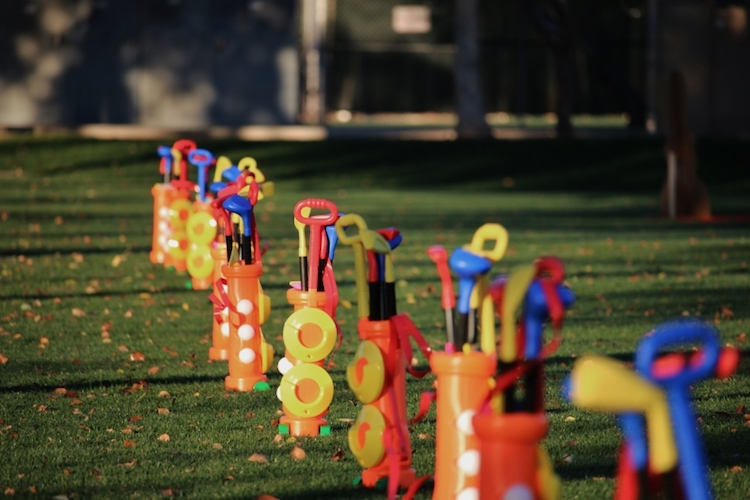Calling All Young Golfers – Itty Bitty Open Is Accepting Registrations