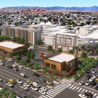 Papago Plaza Breaks Ground On Redevelopment