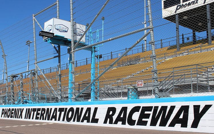 ISM Naming Rights Ends, Phoenix Raceway Returns