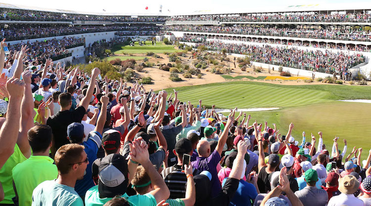 Waste Management Phoenix Open Plans to Have Fans at 2021 Tournament