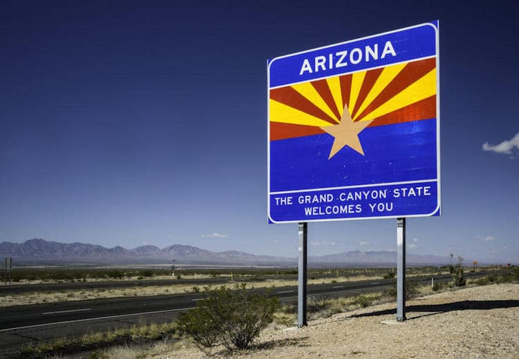 Arizona Ranks on List of Top 10 States Millenials are Moving To