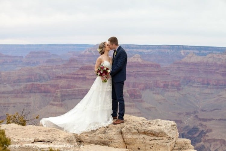 Wedding At The Grand Canyon? Request Your Permit ASAP