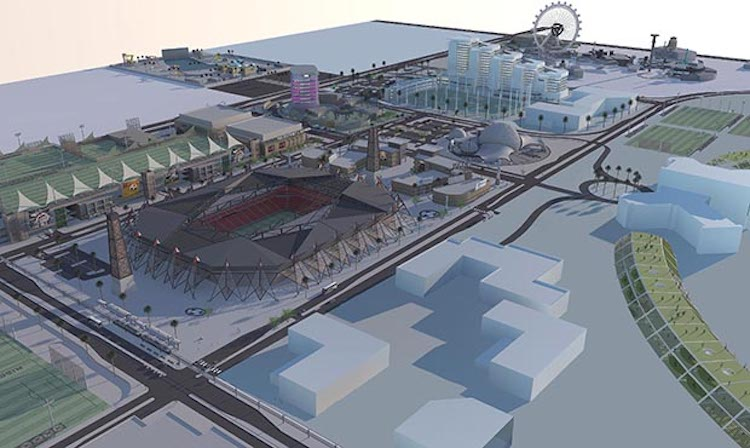 Next-Generation Sports and Entertainment District Planned in Scottsdale