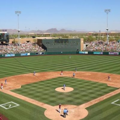 The Cactus League Amid the COVID-19 Pandemic