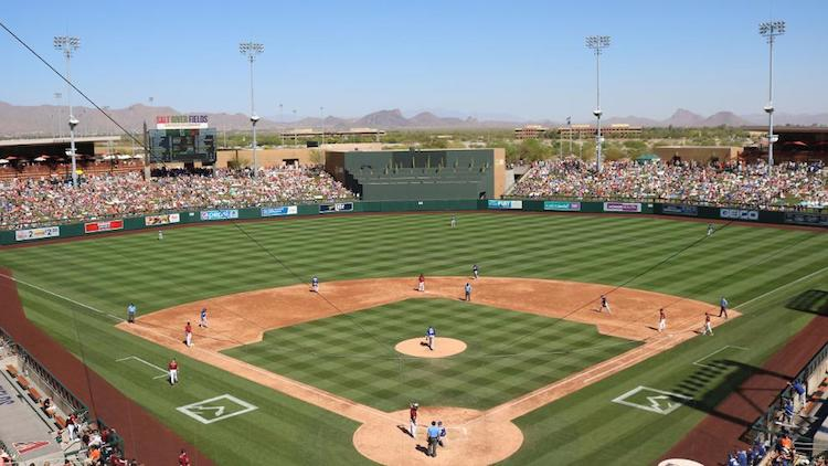 Where To Get Tickets To Spring Training Games