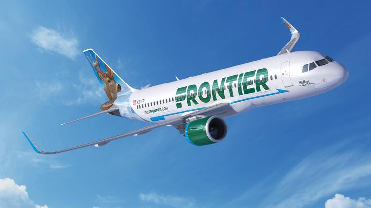 Frontier Airlines Adding Two Direct Flights to California