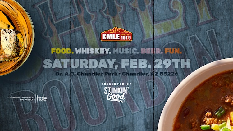 Chili, Bourbon & Beer Festival Brings The Heat