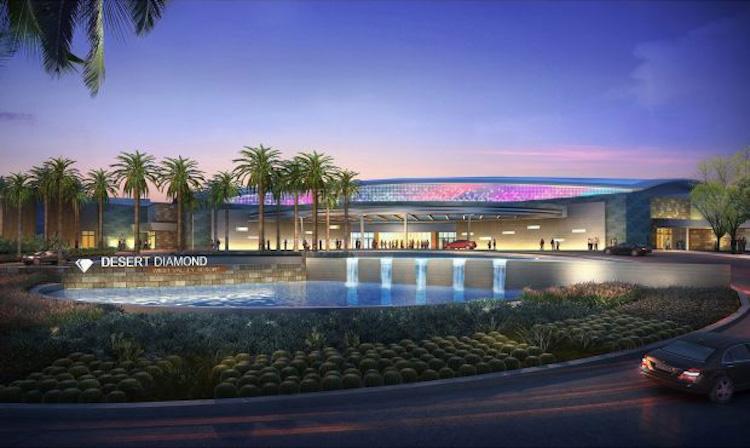 New West Valley Desert Diamond Casino Opens
