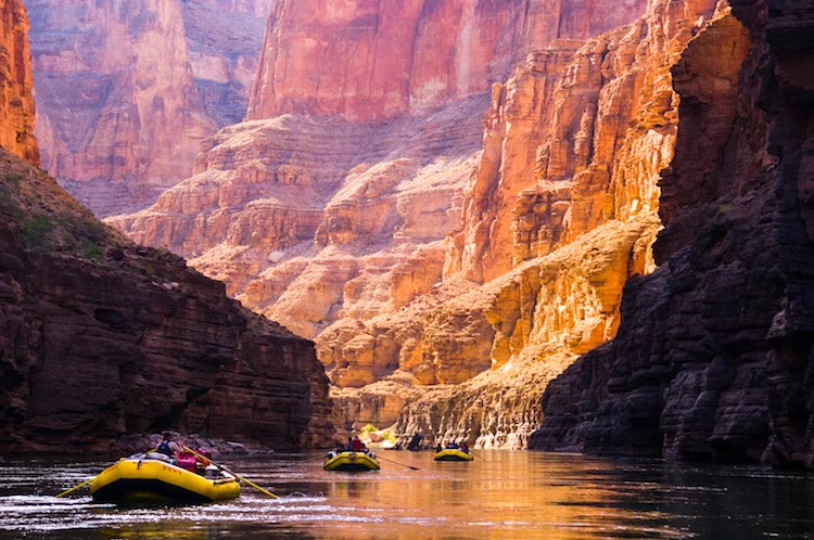 Grand Canyon Accepting Applications For Colorado River Rafting Trips