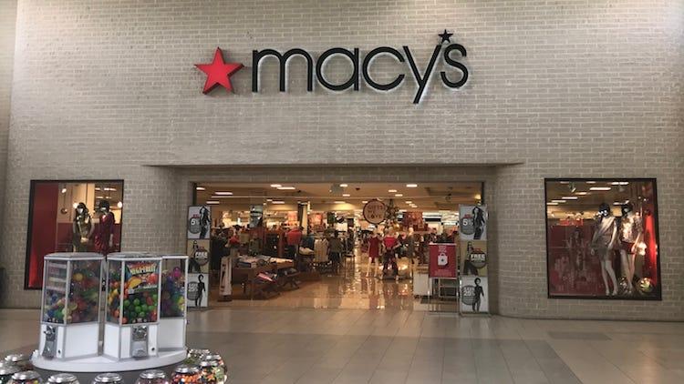 Macy's Announces 125 Store Closures