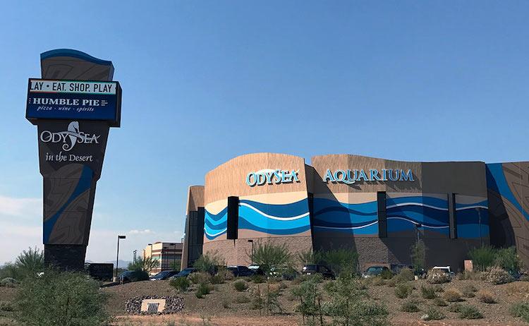 Scottsdale's OdySea In The Desert Complex Has Been Renamed
