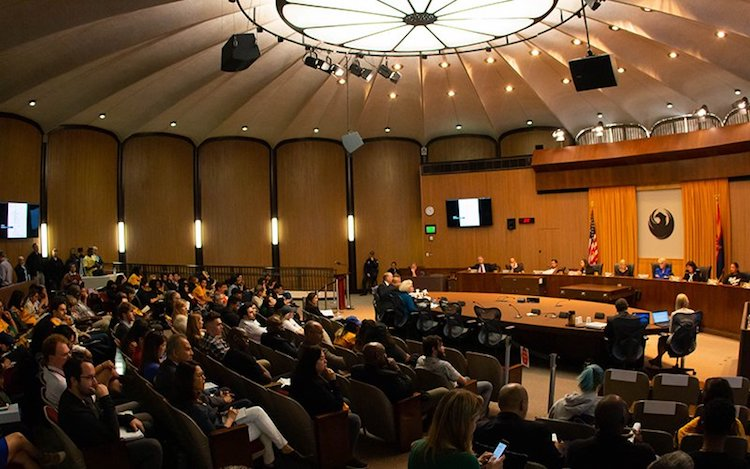 Phoenix City Council Approves Proposal Regarding Oversight of the Phoenix Police